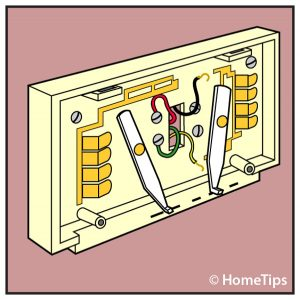 thermostat wires