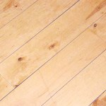 scratched dirty wood flooring
