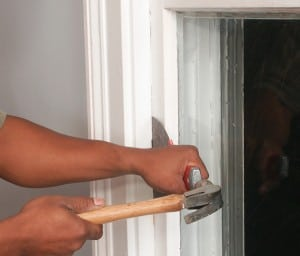 how to unstick a window