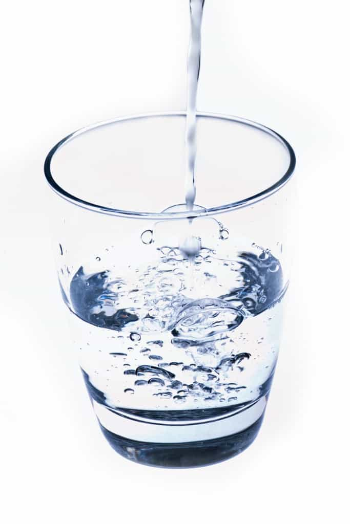 clean water drinking