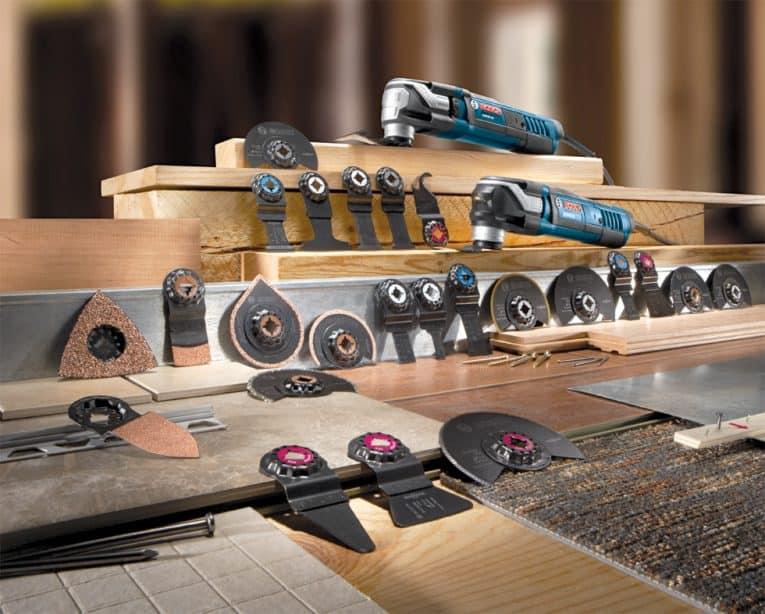 oscillating multi-tool blades and accessories